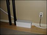 computer cables organization