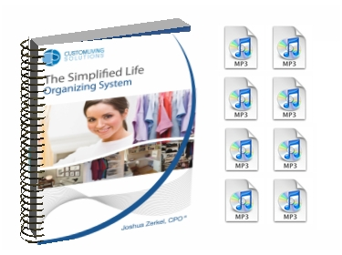 The Simplified Life Organizing System