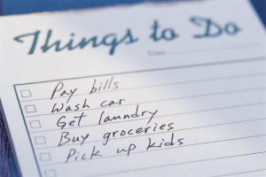 To-Do Lists - Friend or Foe?
