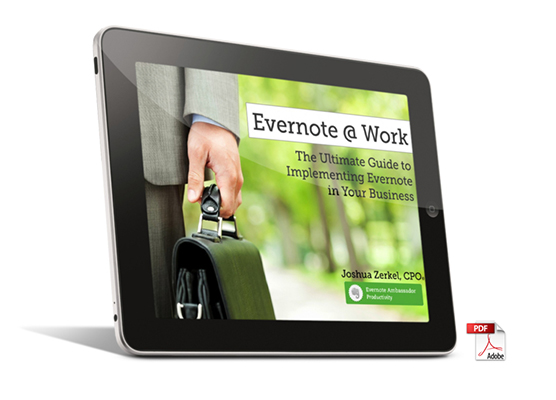 Evernote at Work - The Ultimate Guide to Implementing Evernote in Your Business